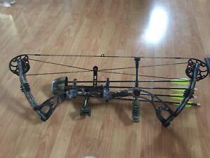 Compound archery bow