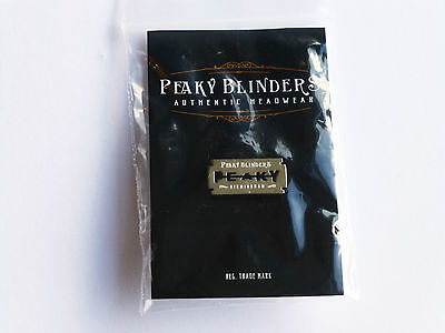 Peaky Blinders Pin Badge
