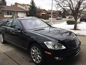 2008 Mercedes S550 4MATIC AWD LOADED SEDAN