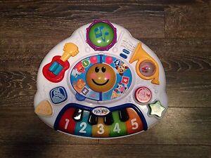 Table de jeux bébé Einstein