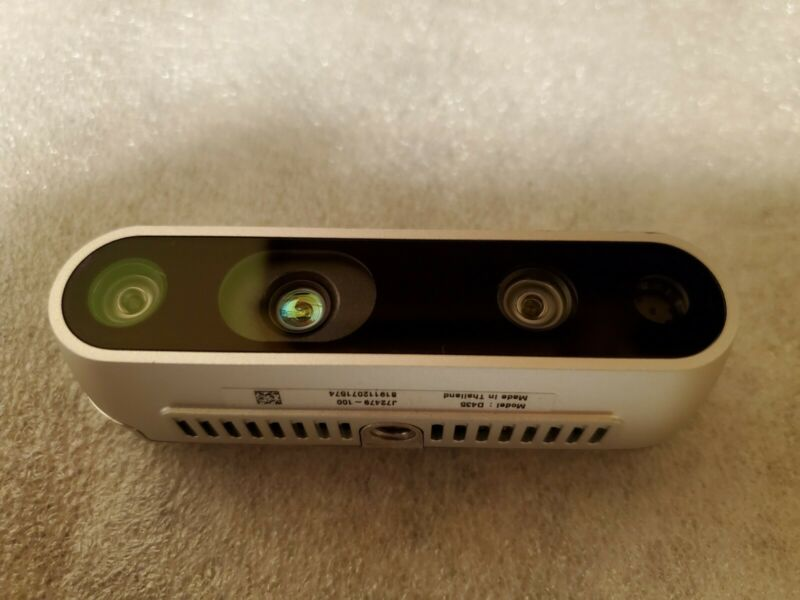 Intel RealSense D435 Indoor/Outdoor Depth Camera