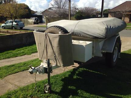 CAMPER TRAILER HEAVY DUTY OFF ROAD TREG Birkenhead Port Adelaide Area Preview