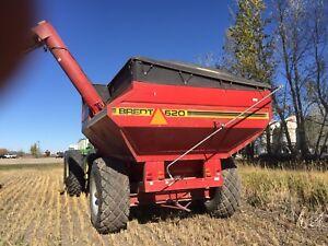 620 Brent grain cart