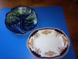 Beautiful Vintage Serving Dishes