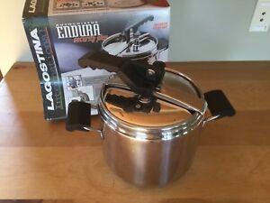 Lagostina pressure cooker, pressure pot, gift