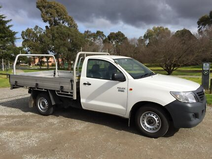 2014 Toyota Hilux Ute Mount Waverley Monash Area Preview
