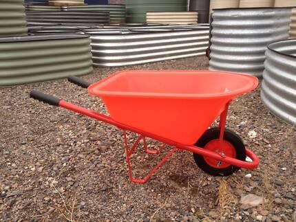 SALE! Heavy Duty Children's Wheel Barrow, Toy, Soil, Garden, Tank Seaford Morphett Vale Area Preview