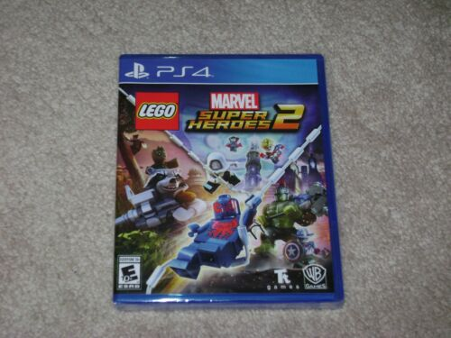 LEGO Marvel Super Heroes 2 PlayStation 4 1000648795