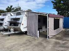 2000 Regent Cruiser Pop Top Caravan Dual Axle Annexe Clontarf Redcliffe Area Preview