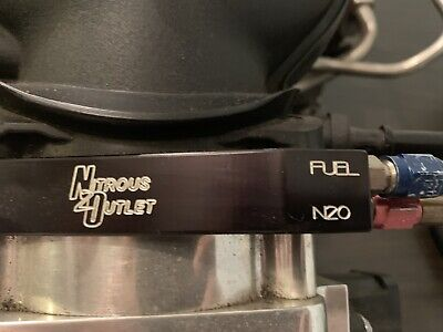 2011-2014 Mustang GT Nitrous Outlet Niteoua Plate