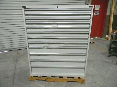 Lista Modular Storage Cabinet 12 Drawer 47 X 28 X 57 White Steel