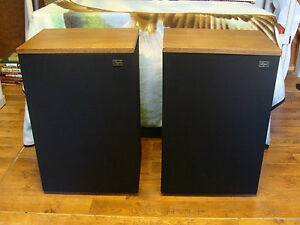 BOZAK LS-300 - Pair of Rare Vintage Speakers - Good Condition