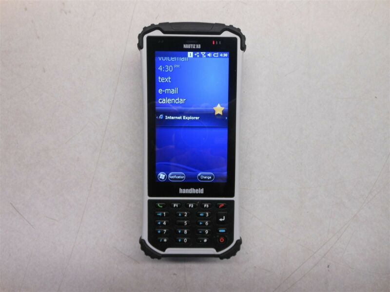 Nautiz X8 rugged handheld IP67 PDA