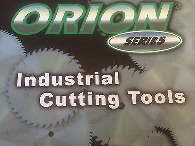 Orion Industrial Grade 80 Tooth Aluminum Non-ferrous Metal Cutting Saw Blades