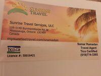 Travel Agent  Samar Ramadan