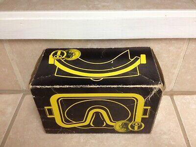 95d1a7c4a341 Vintage New U.S.Divers Atlantis II Dive Mask