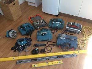 Power tool set and more Elanora Heights Pittwater Area Preview