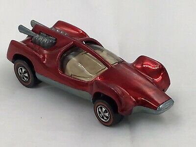 1970 Hot Wheels Mantis (Spectraflame Red) (Redline) (U.S.)