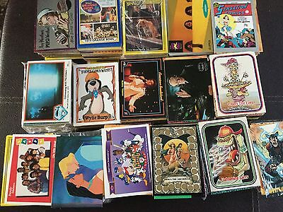 1600+ NON-SPORT CARDS     Great Assortment Priority Box Full
