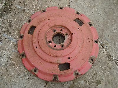 Massey Ferguson 1105 Tractor Rear Wheel Centers 38 1100 1130 1135