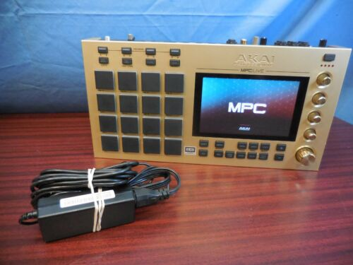 AKAI MPC LIVE GOLD LIMITED EDITION! **FAST, Free Shipping**