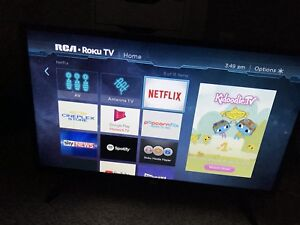 "32"" roku tv mint condition"