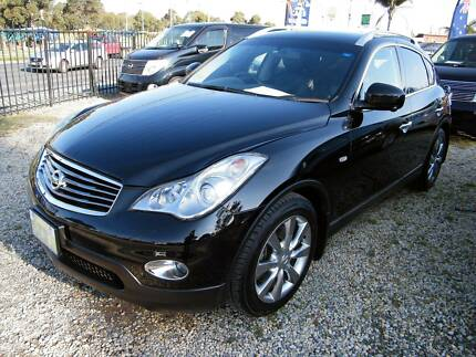 2010 Nissan Skyline Crossover (#1344) 370GT (Infiniti EX37) Moorabbin Kingston Area Preview
