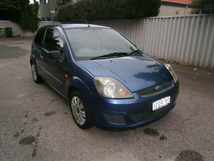 2006 Ford Fiesta Como South Perth Area Preview