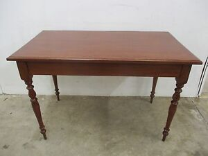 C35016 Vintage Small Dining Table Desk Occasional Table Unley Unley Area Preview