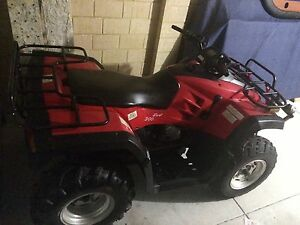 Quad for sale Ellenbrook Swan Area Preview