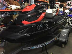 2011 RXT-X as260rs SeaDoo Gladstone Park Hume Area Preview