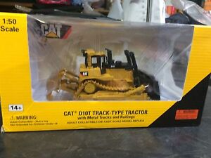CAT scale model 1:50 D10T track type tractor Aberglasslyn Maitland Area Preview