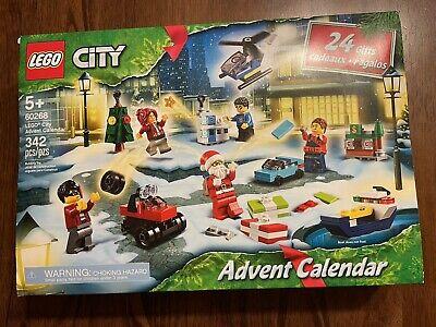 LEGO City Adventures 60268 Advent Calendar Build Kit w/ 6 Figures (342 Pieces)