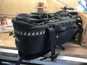 The Perfect Bike Touring / Commuter Bag