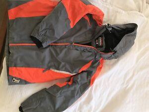 Karbon  jacket and snow pants!