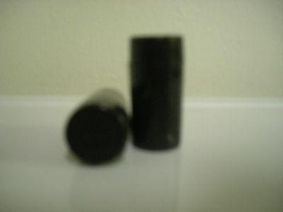 2 Black Ink Rollers For Harbor Freight Tools 2 Line Price Marking Gun