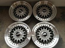 Genuine BBS RS Wheels 15x7 +25 Hawthorn East Boroondara Area Preview