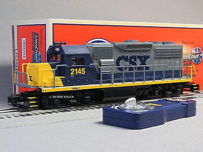 LIONEL CSX GP38 LIONCHIEF PLUS DIESEL LOCOMOTIVE 2145 o gauge train 6-82826 NEW