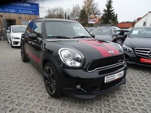 MINI COUNTRYMAN John Cooper Works SD All4