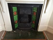 3 Fireplaces for sale with beautiful tiled detail. Inner Sydney Preview