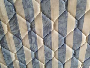 King single base+mattress- good condition Hamersley Stirling Area Preview