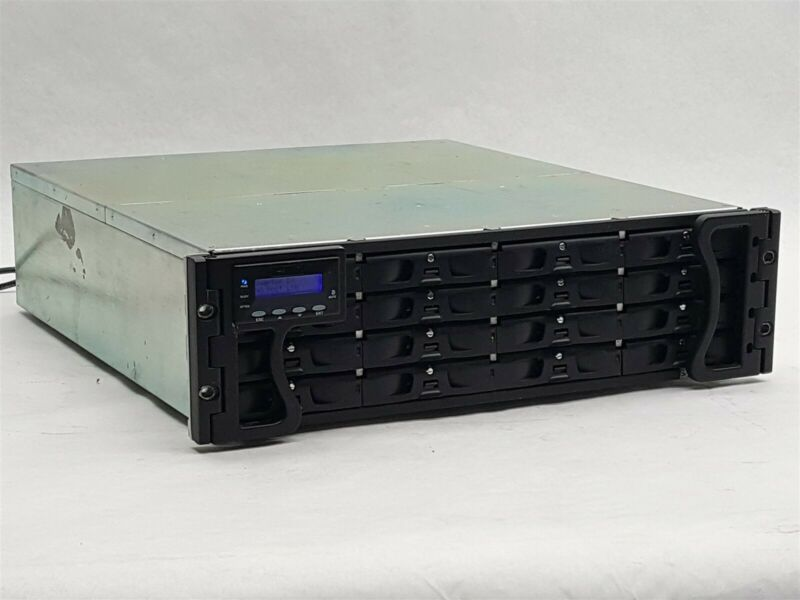 INFORTREND EONSTOR ES A16F-R1A2 16-BAY FC to SATA DUAL CONTROLLER RAID SUBSYSTEM