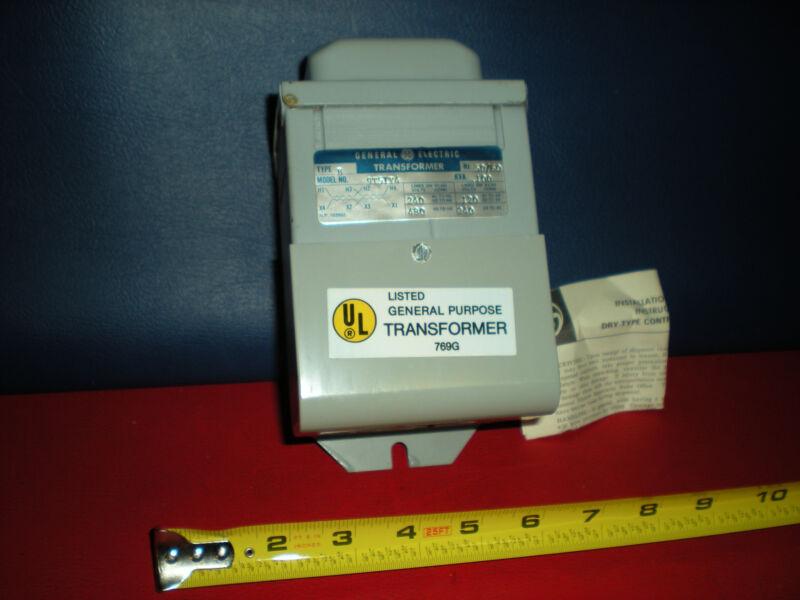 GENERAL ELECTRIC 9T51Y4 TRANSFORMER .100KVA TYPE B
