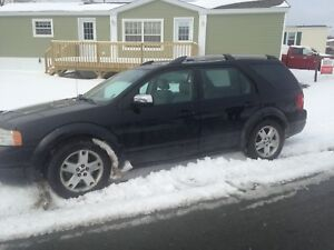 2006 Ford Freestyle AWD Loaded
