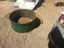 Cast iron for fire pit or even a garden pot Bayswater Bayswater Area Preview