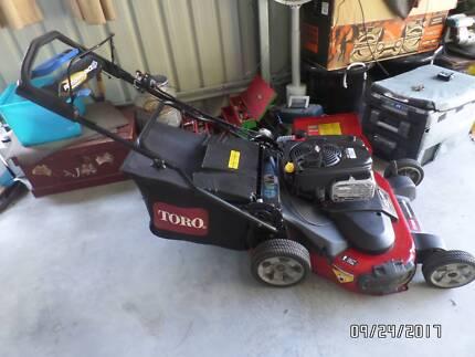 Toro TimeMaster SP Mower Electric Start