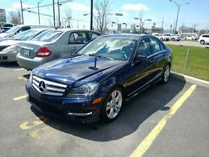MERCEDES-BENZ C300 4MATIC CUIR+TOIT PANO+NAVIGATION+ENSEMBLE PRE