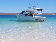 Sportcraft Hardtop Boat - Fishing  (Caribbean BarCrusher Surtees) Perth Perth City Area Preview