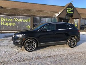 2015 Lincoln MKC Awd/NAVI/LEATHER/PANO-MOONROOF/2.3L TURBO