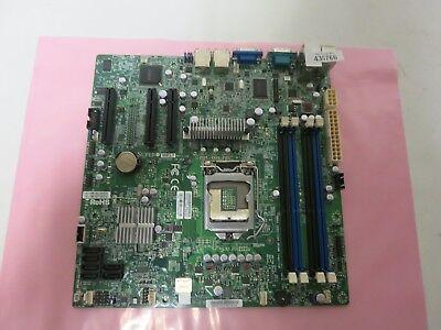 Supermicro X9SCL-F MATX Motherboard Intel C202 Chipset Socket H2 LGA-1155